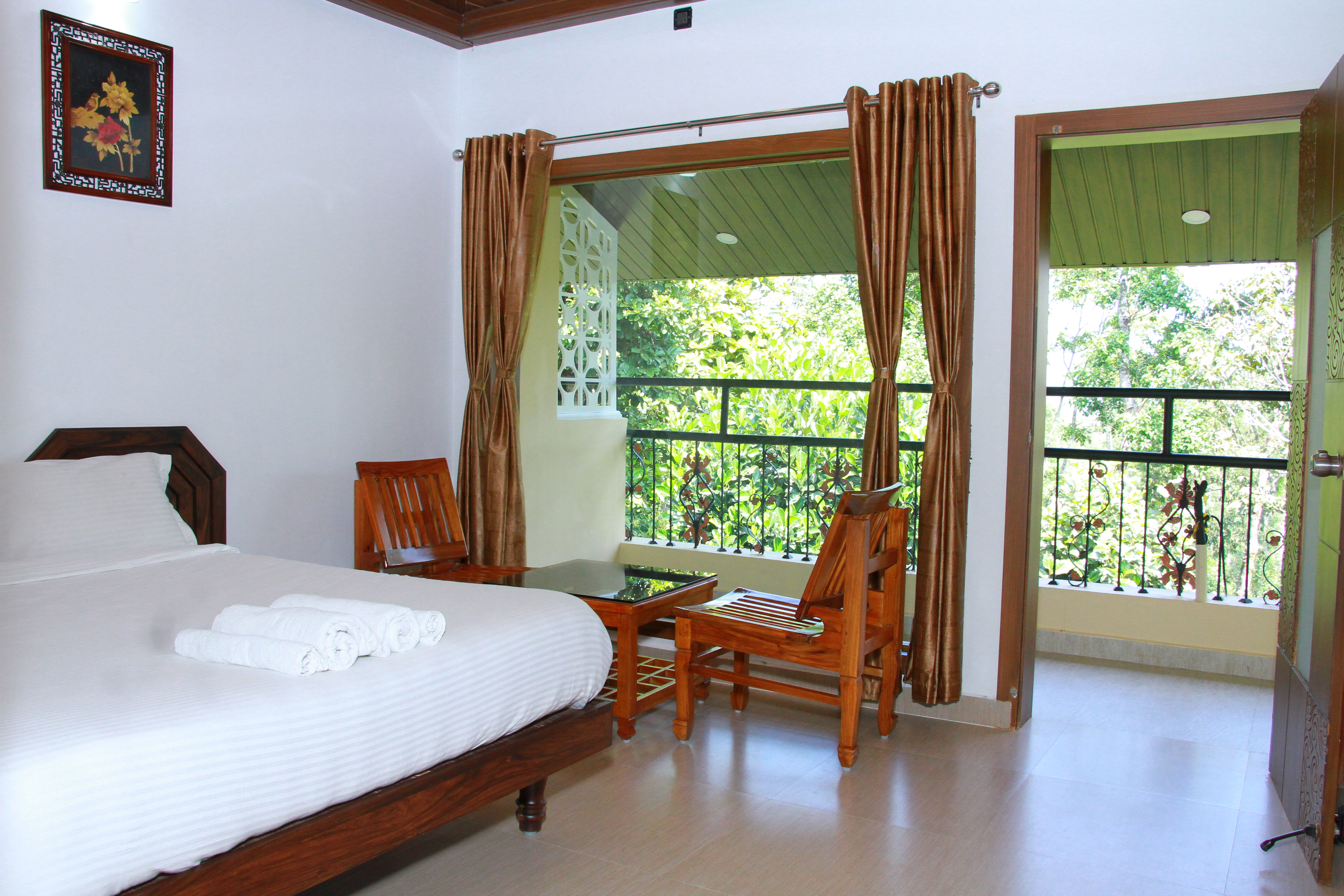 Deluxe Room Plantation View